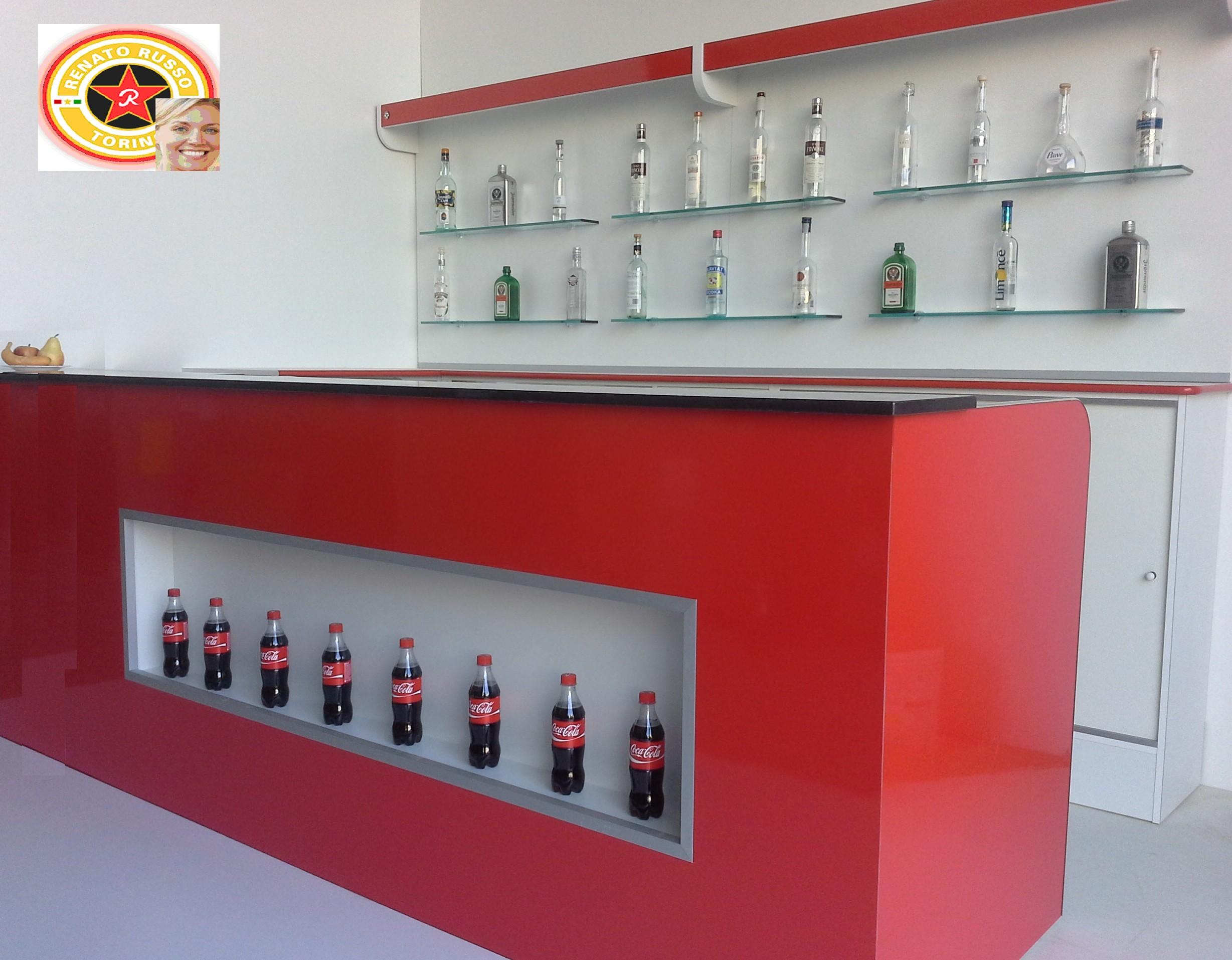 Arredamenti per edicole compra in fabbrica espositori for Arredamenti bar bergamo